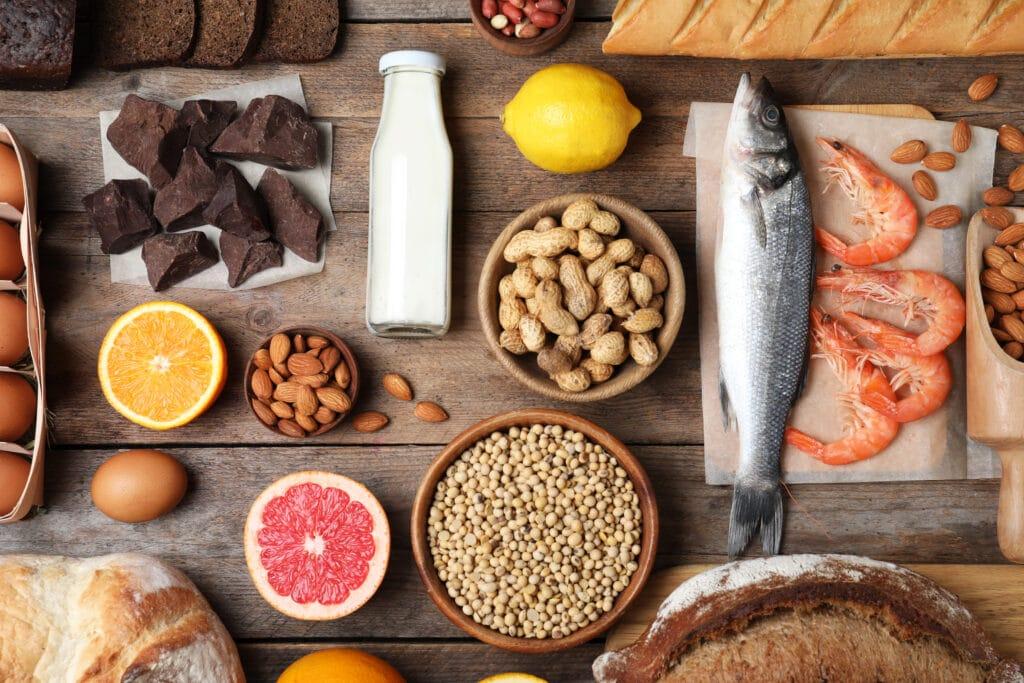 food intolleranze alimentari